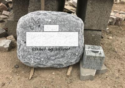 Himmerland Gravsten og Granit, dekoration 5