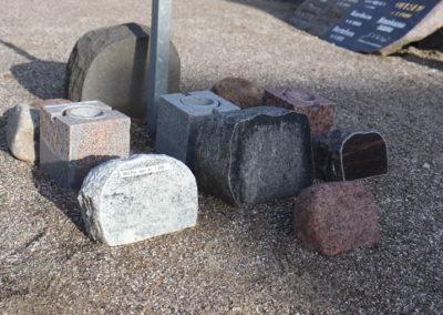 Himmerland Gravsten og Granit, mor far sten