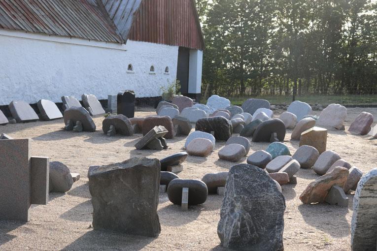 Himmerland Gravsten og Granit, udstilling (14)
