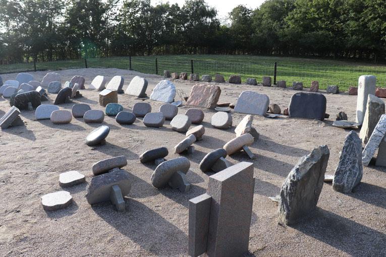 Himmerland Gravsten og Granit, udstilling (16)