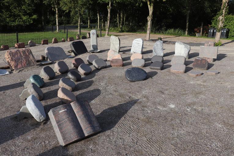 Himmerland Gravsten og Granit, udstilling (5)