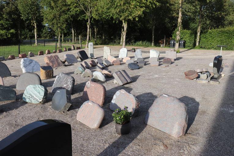 Himmerland Gravsten og Granit, udstilling (9)