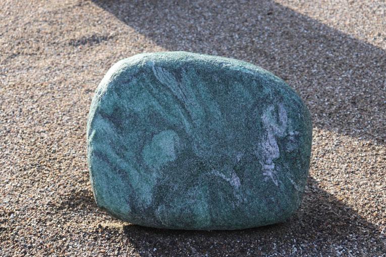 Himmerland Gravsten og Granit, urnesten Masi natur