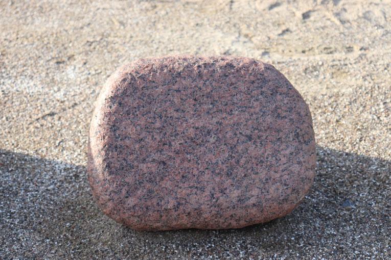 Himmerland Gravsten og Granit, urnesten Vaanga natur